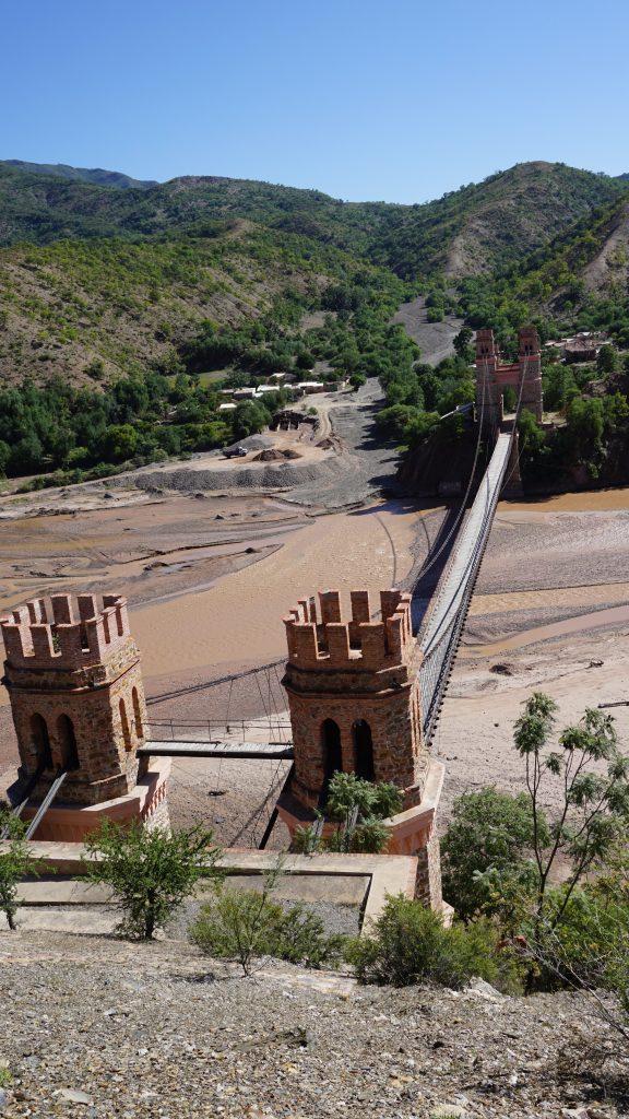 Puente arce bolivia