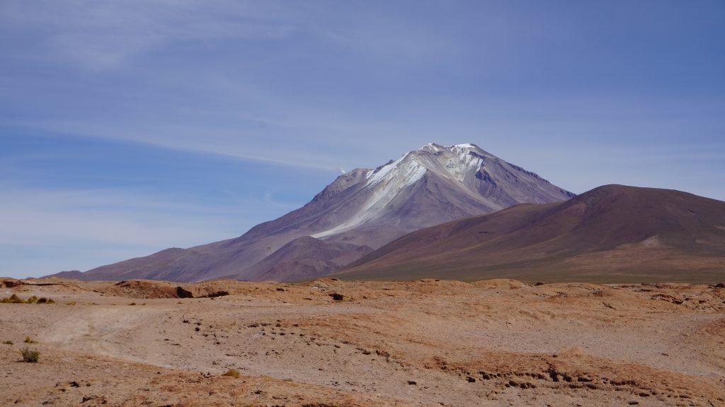 volcán Ollagüe