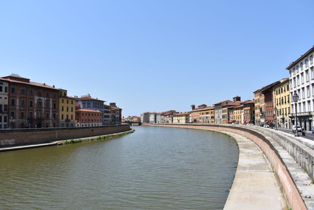 Pisa río Arlo