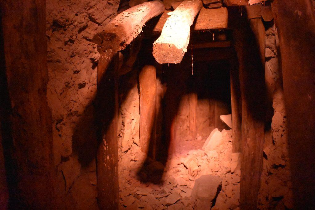 Refugio Cueva del Castillo Monegrillo