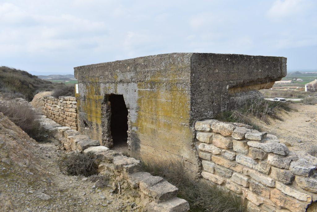Bunker Lanaja