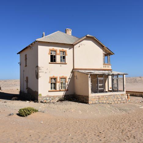 Parque Nacional del Namib