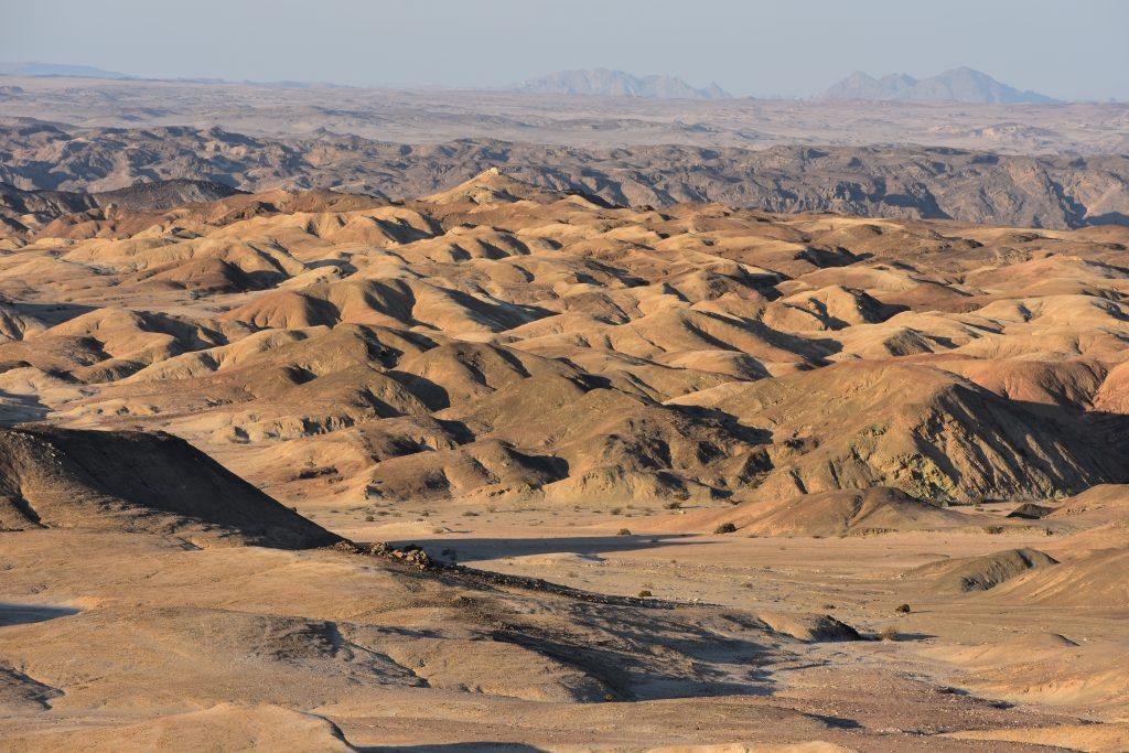 Moon Landscape Namibia